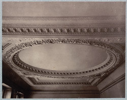 Ceiling In Ashburnham House